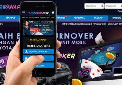Aplikasi Mobile IDN Poker